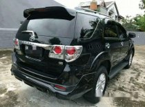 Butuh dana ingin jual Toyota Fortuner TRD 2012