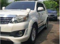 Toyota Fortuner TRD 2012 SUV dijual