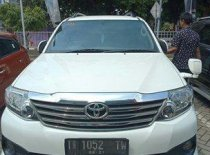 Jual Toyota Fortuner 2012, harga murah