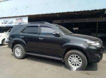 Toyota Fortuner G Luxury 2012 SUV dijual