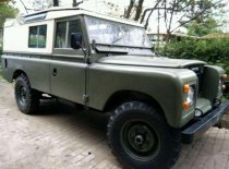 Jual Land Rover Defender 1986, harga murah