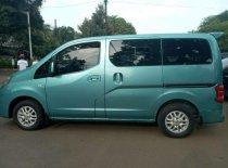 Nissan Evalia XV 2012 Van dijual