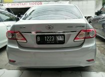 Jual Toyota Corolla Altis 2012 kualitas bagus