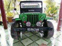 Jual Jeep Willys 1953 termurah