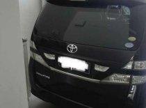 Jual Toyota Vellfire 2008, harga murah