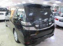 Butuh dana ingin jual Toyota Vellfire V 2008
