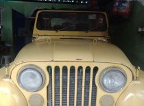 Butuh dana ingin jual Jeep Willys  1980