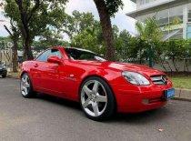 Jual Mercedes-Benz SLK 200 2000