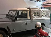 Butuh dana ingin jual Land Rover Defender  2019