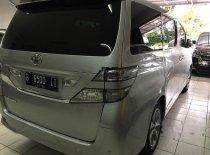 Jual Toyota Vellfire 2009, harga murah