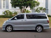 Toyota Alphard G 2007 Van dijual