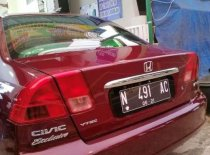 Jual Honda Civic 2002 kualitas bagus