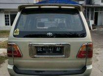 Toyota Kijang LX 2000 MPV dijual