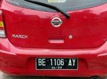 Jual Nissan March 2013, harga murah