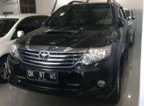 Butuh dana ingin jual Toyota Fortuner G 2013