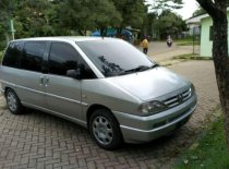Peugeot 806 HDI 2001 MPV dijual
