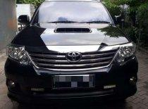 Jual Toyota Fortuner 2012 kualitas bagus