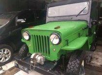 Jual Jeep Willys 1986 termurah