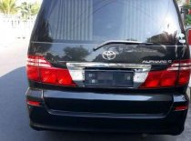 Jual Toyota Alphard 2006 kualitas bagus