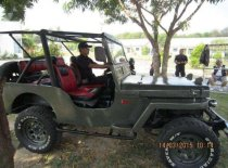 Jual Jeep Willys  1986