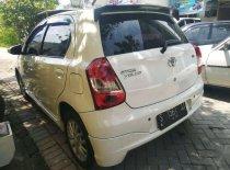 Toyota Etios  2013 Hatchback dijual