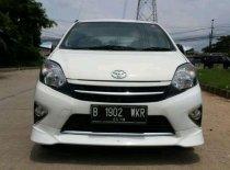Toyota Agya TRD Sportivo 2014 Hatchback dijual
