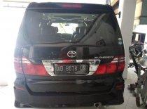 Toyota Alphard V 2005 Minivan dijual