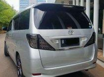 Toyota Vellfire V 2009 Van dijual