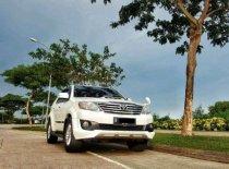 Butuh dana ingin jual Toyota Fortuner TRD 2013