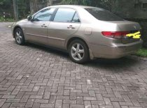 Honda Accord VTi 2004 Sedan dijual