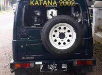 Suzuki Katana GX 2002 SUV dijual