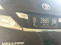 Jual Toyota Vellfire 2010 kualitas bagus