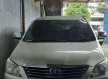 Butuh dana ingin jual Toyota Kijang Innova  2012