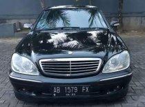 Mercedes-Benz S-Class  2001 Sedan dijual