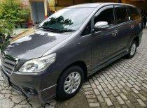 Butuh dana ingin jual Toyota Kijang Innova G Luxury 2014