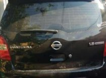 Jual Nissan Grand Livina  2012