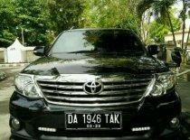 Jual Toyota Fortuner 2012 termurah