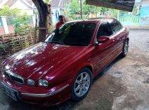 Jaguar X Type  2002 Sedan dijual