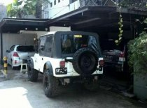 Jual Jeep Wrangler 1981 kualitas bagus