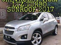 Jual Chevrolet TRAX LTZ 2017