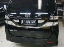 Jual Toyota Vellfire 2011 termurah