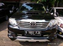 Toyota Fortuner G 2013 SUV dijual