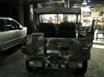 Jual Jeep Willys  1955