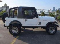 Butuh dana ingin jual Jeep Wrangler  1981