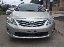 Jual Toyota Corolla Altis G 2013