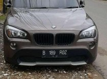 Butuh dana ingin jual BMW X1 sDrive18i 2011