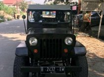 Jual Jeep Willys  1964