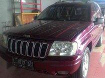 Butuh dana ingin jual Jeep Grand Cherokee Limited 2001