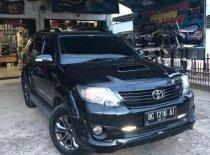 Toyota Fortuner TRD 2013 SUV dijual