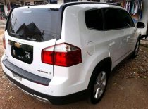 Chevrolet Orlando LT 2015 MPV dijual